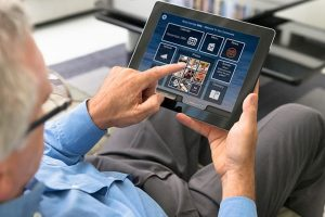 Elder citizens getting into apps and the internet of Things